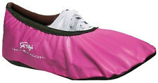 Robbys Pink Bowling Shoe Covers Size Small