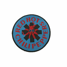 RED HOT CHILLI PEPPERS Embroidered Rock Band Sew On Patch UK SELLER Patches