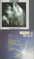 CD--GENESIS -- SECONDS OUT -1977- 2CD BOX