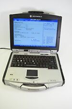 Motorola ML910 HK-1322 Intel Core Duo L2400 1.66GHz 1GB RAM Toughbook Rough 4