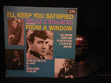 Billy J. Kramer & The Dakotas -I'll Keep You Satisfied From A Window on Imperial