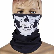 Face Mask Magic Ghost Veil Scarf Skeleton Evil Head Wear Masken Augenmasken