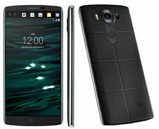 Unlocked LG V10 H900 - 64GB 4G LTE (AT&T, T-Mobile Metro) Phone - Space Black