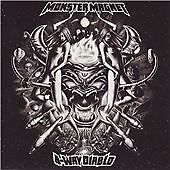 Monster Magnet - 4-Way Diablo CD Digipack 2007 NEW SEALED