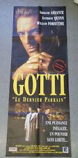 Affiche de cinéma : GOTTI, LE DERNIER PARRAIN de Robert HARMON