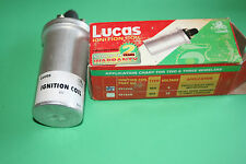 GENUINE LUCAS 6V IGNITION COIL 45150 LU45150 TRIUMPH NORTON BSA