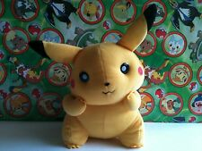"Pokemon Plush Pikachu 1998 Poke Doll 8"" UFO Catcher Legit Stuffed Figure Toy"