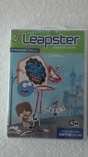 LeapFrog Leapster Foster Home for Imaginary Friend cartridge Game Sealed