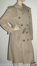 Authentic Burberry Unisex Trench Coat, Made In ENGLAND