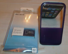 Belkin Shield Eclipse iPhone 4 caso (1st clase P + P)