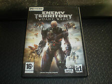 JEU PC ENEMY TERRITORY QUAKE WARS - COMPLET VERSION FRANCAISE