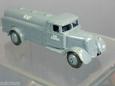 DINKY TOYS  MODEL No.25d  RAF FUEL TANKER   (ONE-OFF CODE 3 RE-FINISH)