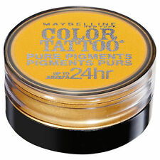MAYBELLINE Color Tattoo 24 Hour Pure Pigments - WILD GOLD #25