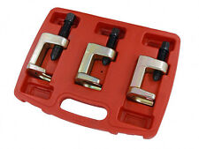 3 PIECE BALL JOINT SEPARATOR PULLER REMOVER SPLITTER HOME MECHANIC TOOL KIT