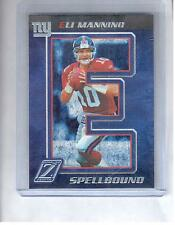 "ELI MANNING 2005 ZENITH SPELLBOUND ""E"" CARD # S-10 GIANTS"