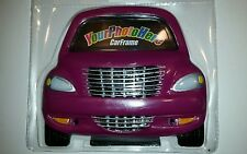 PT CRUISER car picture photo display frame with easel stand     New in package