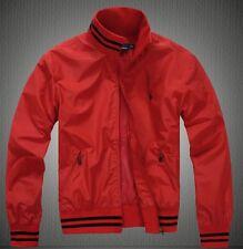 RL Mens wax nylon Jacket