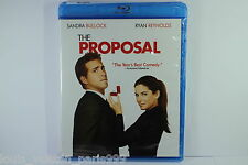 THE PROPOSAL BLU RAY DISC BNEW SEALED