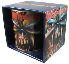 Iron Maiden - The Final Frontier Ceramic Coffee / Tea Mug New & Official In Box