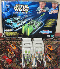 Lanceurs PodRacers Star Wars & véhicules Micro Machines 1999 Hasbro