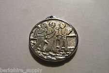 Pewter Pray For The Walk To Emmaus Pendant