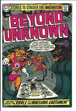 FROM BEYOND THE UNKNOWN # 4 (MAY 1970), FN/VF