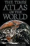 The Times Atlas of the World Tenth Comprehensive Edition London Times Staff 1999