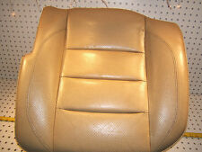Mercedes W124 500E SPORTLINE RECARO Rear LEF leather PARCHMENT seat Lower 1 Seat