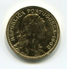 Portugal 1962 50 Centavos Coin -Gold Plated- Portuguese -Makes a Terrific Gift B