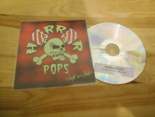 CD Punk Horrorpops - Caught In A Blonde (1 Song) Promo HELLCAT