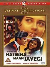 HASEENA MAAN JAAYEGI - NEW BOLLYWOOD DVD - FREE POST