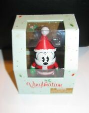 New Mickey Santa Christmas Vinylmation Boxed Figure
