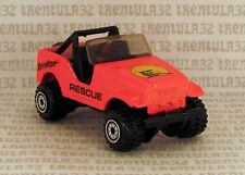 5-PACK EXCLUSIVE BAYWATCH TRAILBUSTER ROLL PATROL JEEP CJ7 HOT WHEELS LOOSE