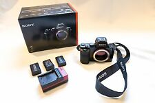 Very Good Condition Used Sony Alpha a7 24.3MP Digital Camera - Black (Body Only)