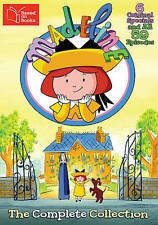 Madeline: The Complete Collection (DVD, 2015, 6-Disc Set) - NEW!!