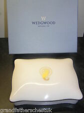RARE WEDGWOOD SPECIAL WATERFORD CRYSTAL PLAYING CARD BOX & CARDS ROMANY GIPSY