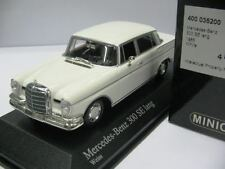 Mercedes-Benz 300 SE LANG 1965 WHITE Minichamps [400 035200]