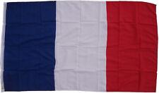 Bandiera Francia 90 x 150 cm con Occhielli ottone per Issare sollevamento Banner