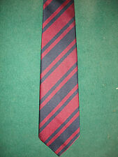 Regimental tie - Royal Engineers - ideal present for Remembrance Sunday