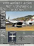 P51 Mustang Pilots Flight Manual by Periscope Film.com (2006, Paperback)