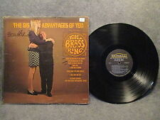 33 RPM LP Record The Dis-Advantages Of You The Brass Ring Dunhill D-50017