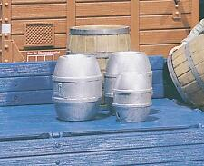 POLA G SCALE 1/22.5 BEER BARRELS (4) KIT | SHIPS FROM USA | 333202
