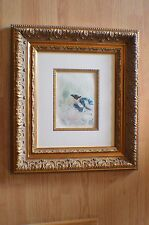 """LOUIS ICART ~ """" Fixated """" Original Etching First Printing 1946  Framed ~ RARE"""