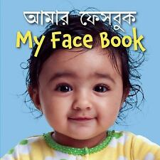 My Face Book (Bengali/English) by Star Bright Books (2013, Hardcover)