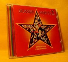 CD Boogie Nights 2 Music From The Original Motion Picture 11TR 1998 Disco Pop