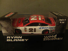 ROOKIE Ryan Blaney 2016 Motorcraft Wood Brothers #21 Fusion 1/64 NASCAR