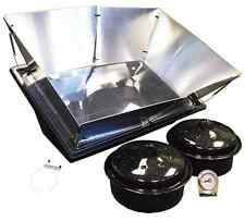 Sport Solar Oven and accessories with Reflector