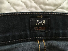 Citizens of Humanity straight leg Eva Jeans size 24