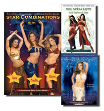 Sadie & Kaya New Release DVD Set - How to Belly Dance
