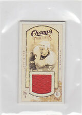 2009 09-10 Upper Deck Champ's Threads #MTNL Nicklas Lidstrom